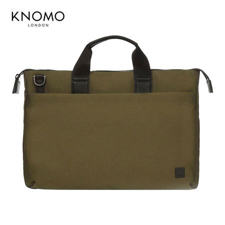 """กระเป๋าแล็ปท็อป KNOMO Slim Briefcase OXBERRY 15"""" Laptop"""