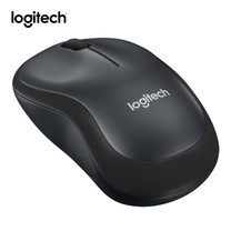 Logitech Silent Wireless Mouse M221 - Charcoal