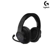 Logitech G433 Gaming Headset (Black)