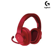 Logitech G433 Gaming Headset (Red)