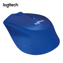 Logitech Silent Plus Wireless Mouse M331 - Blue