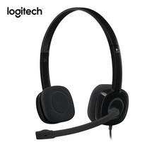 Logitech หูฟัง Stereo Headset H151 (Single Pin)