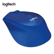 Logitech Silent Plus Wireless Mouse M331 - Blue