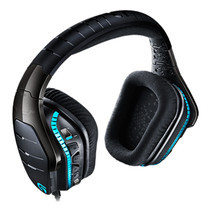 Logitech หูฟัง G633 Artemis Fire Wired Surround Sound Gaming Headset
