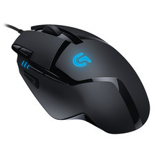 Logitech เมาส์เกมมิ่ง G402 Hyperion Fury Ultra-Fast FPS Gaming Mouse