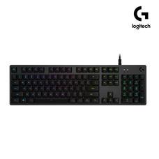 Logitech G512 RGB MECHANICAL CARBON LINEAR Gaming KEYBOARD