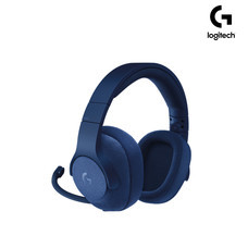 Logitech G433 Gaming Headset (Blue)