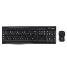 Logitech Wireless Combo MK270r - Thai