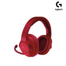 Logitech G433 Gaming Headset (Red)
