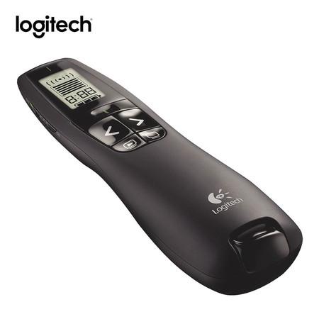 Logitech รีโมทนำเสนองาน Professional Presenter R800