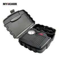 MYANDCARR เครื่องปั๊มลม Carry Case (วัดแรงดันได้ถึง 300 psi)
