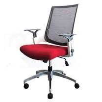 Officeintrend เก้าอี้สำนักงาน เก้าอี้ทำงาน เก้าอี้ล้อเลื่อน ออฟฟิศอินเทรน รุ่น Racing Red สีแดง