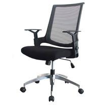Officeintrend เก้าอี้สำนักงาน เก้าอี้ทำงาน เก้าอี้ล้อเลื่อน ออฟฟิศอินเทรน รุ่น Racing Black สีดำ