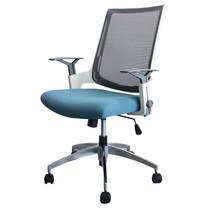 Officeintrend เก้าอี้สำนักงาน เก้าอี้ทำงาน เก้าอี้ล้อเลื่อน ออฟฟิศอินเทรน รุ่น Racing Blue สีฟ้า
