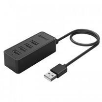 ORICO HF4U 4 Ports USB2.0 HUB - Black