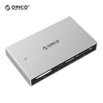 การ์ดรีดเดอร์ ORICO รุ่น 7566C3 USB 3.0 All-in-1 - สีดำ