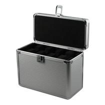 กล่องเก็บฮาร์ดดิสก์ อลูมิเนียม ORICO BSC35-5 รองรับฮาร์ดดิสก์ 5 ลูก - สีเงิน