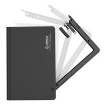"""กล่องอ่านฮาร์ดดิสก์ 2.5"""" ORICO Enclosure 2598C3-BK USB 3.1 gen 1 Type-C- สีดำ."""