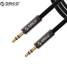 ORICO XMC-10 AUX Audio Cable - Black