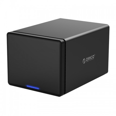 ORICO NS500U3 5 Bay USB 3.0 Hard Drive Dock - Black