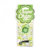 Chupa Chups น้ำหอมปรับอากาศช่องแอร์ (กลม) กลิ่น Apple