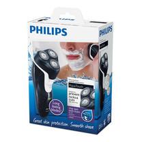Philips เครื่องโกนหนวดไฟฟ้าแบบเปียกและแห้ง รุ่น AT610