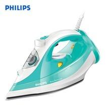 Philips เตารีดไอน้ำ Azur Performer 2400 วัตต์ รุ่น GC3811 - สีเขียว