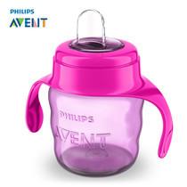 ฟิลิปส์เอเวนท์ ถ้วยหัดดื่ม แบบจุกยกดื่ม ขนาด 200 มิลลิลิตร สำหรับเด็ก 6 เดือนขึ้นไป รุ่น : SCF551