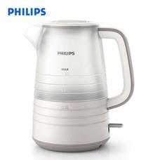 Philips กาต้มน้ำไฟฟ้า 1.5 ลิตร รุ่น HD9334 - สีขาว