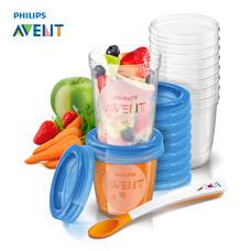 ฟิลิปส์เอเวนท์ ชุดถ้วยเวียสำหรับบรรจุน้ำนมหรืออาหาร ขนาด 6 ออนซ์และ 9 ออนซ์ จำนวน 20 ชิ้น รุ่น SCF721