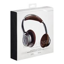 Plantronic BackBeat Sense - Black-Espresso แถมฟรี หูฟัง TDK ST80KD Kids Headphones Pink/White
