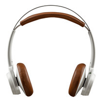 Plantronic BackBeat Sense - White-Tan แถมฟรี หูฟัง TDK ST80KD Kids Headphones Pink/White