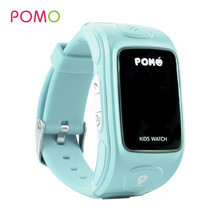 POMO Kids Smart Watch Rainbow นาฬิกาอัจฉริยะสำหรับเด็ก - Blue