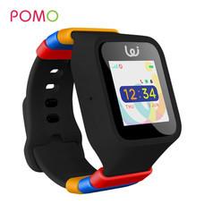 Pomo Waffle watch 3G นาฬิกาอัจฉริยะสำหรับเด็ก - Black