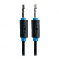 Prolink 3.5mm Stereo Audio plug Cable - 1.5 m (PB105-0150)