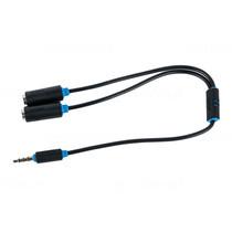 ProlinkAudio Sockets 2 x 3.5mm Cable -0.3 m (PB155-0030)