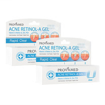 PROVAMED Acne Retinol-A Gel (เจลแต้มสิว) PACK 2