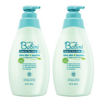 PROVAMED BABINI HEAD TO TOE WASH 480 ml PACK 2