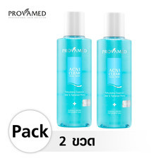 PROVAMED  ACNICLEAR FACIAL TONER  120 ml (2 Bottles)