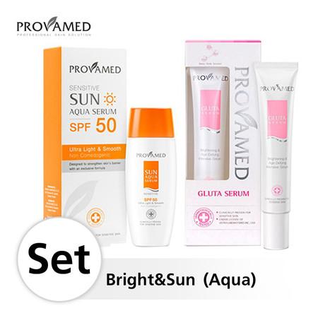 PROVAMED Bright&Sun (Aqua)
