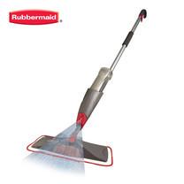 Rubbermaid ชุดไม้ถูพื้น Reveal Spray Mop - สีแดง/เทา