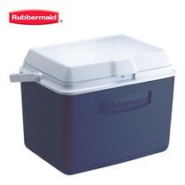 Rubbermaid คูลเลอร์ Victory Cooler (24 ควอร์ต/22.7 ลิตร) - สีน้ำเงิน