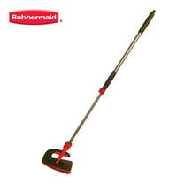 Rubbermaid แปรงขัดพื้นมีด้ามต่อ Extendable Scrubber - สีแดง/เทา