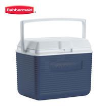 Rubbermaid คูลเลอร์ Victory Cooler (10 ควอร์ต/9.5 ลิตร) - สีน้ำเงิน