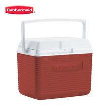 Rubbermaid คูลเลอร์ Victory Cooler (10 ควอร์ต/9.5 ลิตร) - สีแดง