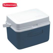 Rubbermaid คูลเลอร์ Victory Cooler (5 ควอร์ต/4.7 ลิตร) - สีน้ำเงิน
