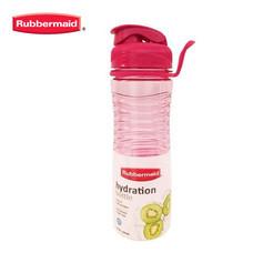 Rubbermaid ขวดน้ำ Hydration Bottle Magenta Fire 600 มล. - สีชมพู