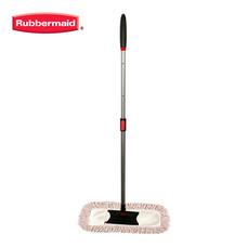 Rubbermaid ไม้เช็ดฝุ่นด้ามปรับงอได้ Flexible Sweeper - สีขาว
