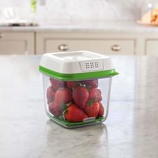 Rubbermaid กล่องเก็บผัก Fresh Works 1.5 L รุ่น 1X18