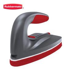Rubbermaid แปรงขัดพร้อมแปรงเล็ก 2 in 1 Handheld Scrubber - สีแดง/เทา